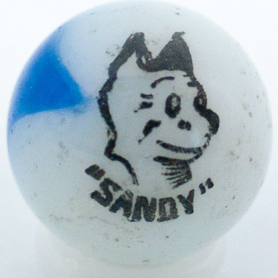 Rare marble Sandy